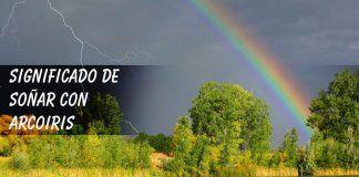 Soñar con arco iris
