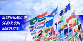 Soñar con banderas