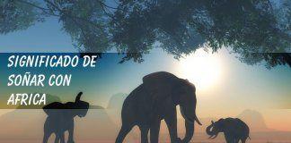 Soñar con África