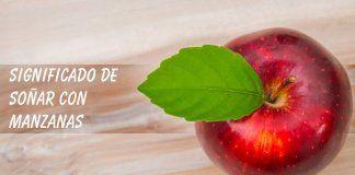 Soñar con manzanas