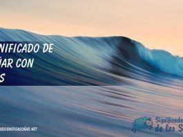 Soñar con olas